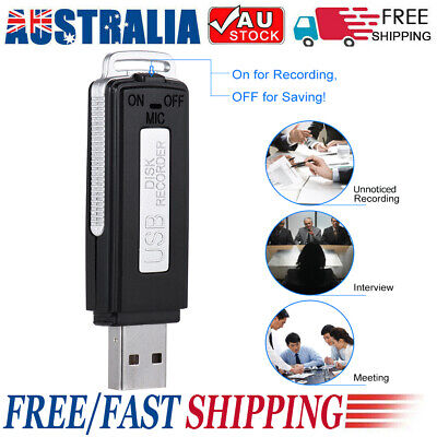 Voice Activated Digital Rechargeable Wristband Voice Recorder 8GB USB MP3 Player