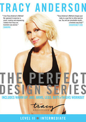 Exercise Fitness Dvd Tracy Anderson New & Sealed