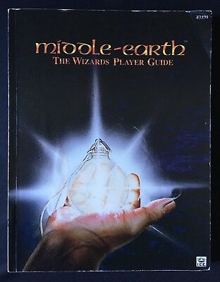 Middle-Earth - The WizardsPlayers Guide #3334 I.C.E. - CCG Card Game Rules