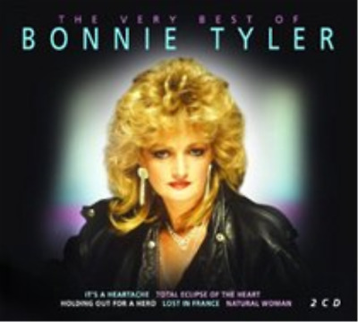 Bonnie Tyler-The Very Best of Bonnie Tyler  (UK IMPORT)  CD NEW