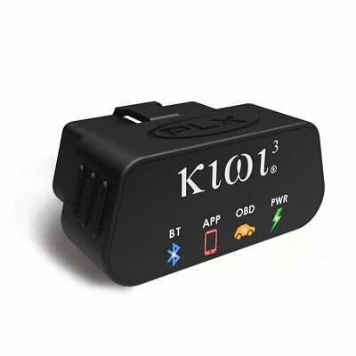 PLX Devices Kiwi 3 Bluetooth OBD2 OBDII Diagnostic Scan Tool