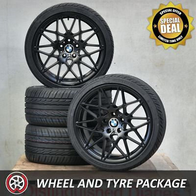 19 Inch MGT Wheels and Tyres 235/35R19 and 275/30R19 BMW 3 Series E90 E92 E93 B