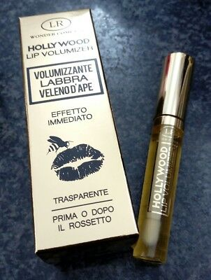 Hollywood Lip Volumizer- Volumizzante Labbra al Veleno d'Ape