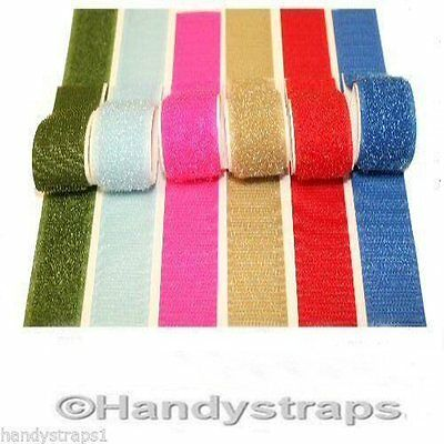 Sew on Colour ALFATEX® Brand Hook and Loop Tape