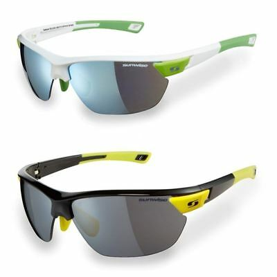 Sunwise Kennington Interchangeable Lens Sports Sunglasses Cycling Running