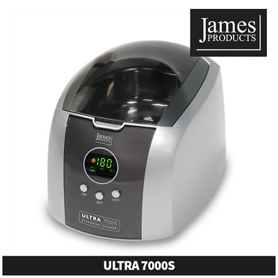 James Products Ultrasonic 7000S Jewellery, Spectacle, CD/DVD, Coins, Personal Ca