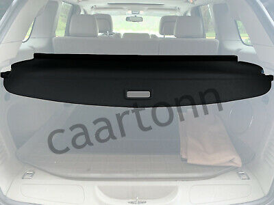Trunk Shielding Tonneau Cargo Cover Blind Van for 2011- 2018 Jeep Grand Cherokee