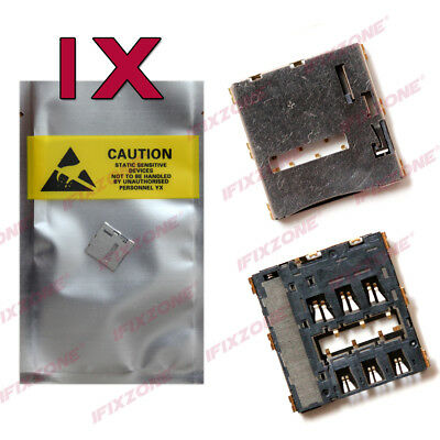 2 x New SD Card Reader Slot Socket Holder Tray For LG G PAD 8.0 V480 V495 USA