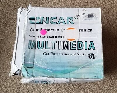 Eincar Multimedia Car Entertainment System