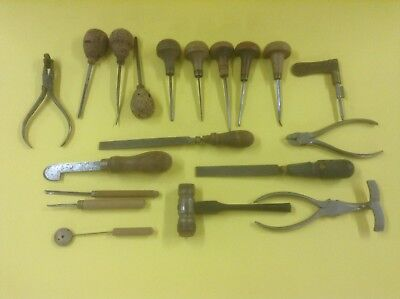 Lot Of Jewlry Watch Engraver And Repair Tools