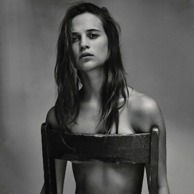 "003 Alicia Vikander - Sweden Hot Sexy Actor 14""x14"" Poster"