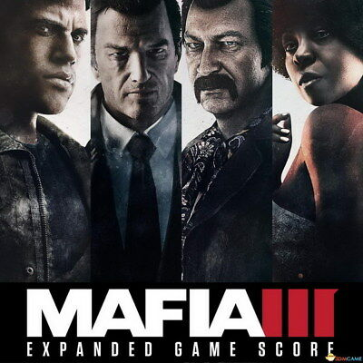 """004 Mafia 3 - Action Role Play Game 14""""x14"""" Poster"""