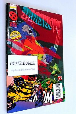 WOLVERINE n. 81 Marvel 1996 Cable X-Man