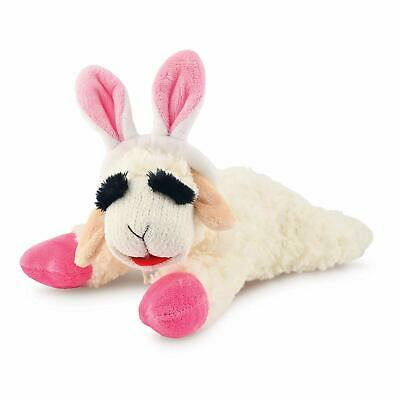MULTIPET LAMB CHOP BUNNY TOY FOR DOGS 10 INCHES  (Free Shipping)