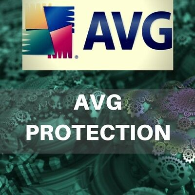 AVG Protection 2019 2 Years Unlimited Devices | 2018 /Mac and Android/ 2018 UK