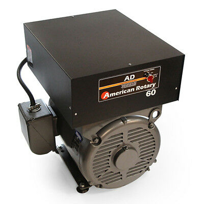 American Rotary AD60FM   Floor Mount AD Series 60HP Rotary Phase Converter 240V