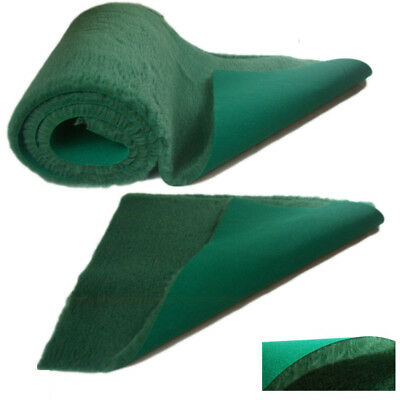 Traditional Green Vet Bedding ROLL WHELPING FLEECE DOG PUPPY PRO BED