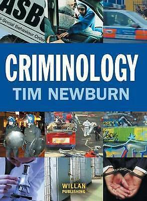 Criminology (Volume 1)-ExLibrary