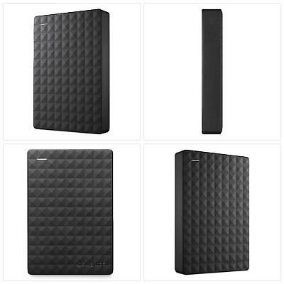 Seagate Expansion 4TB Portable External USB 3.0 Hard Drive XBOX One PS4 PC