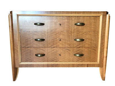 1960's French Three Drawer Commode