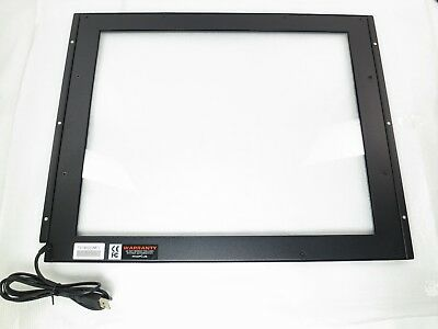 "RNDPLUS TS1900 (GMT) TS01901110A10022 19"" USB Pulse-IR Multi-Touch Screen Panel"