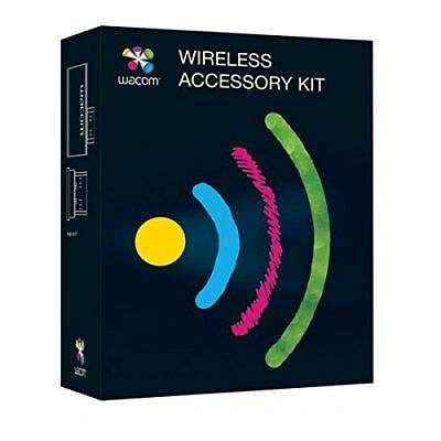 Wacom Wireless Accessory Kit for Bamboo and Intuos Tablets (ACK40401