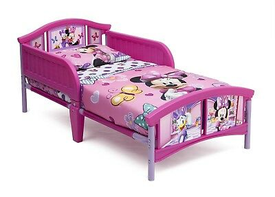 MINNIE MOUSE BEDROOM Furniture Set Toy Girl Organizer Kid Toddler Rails NEW  USA