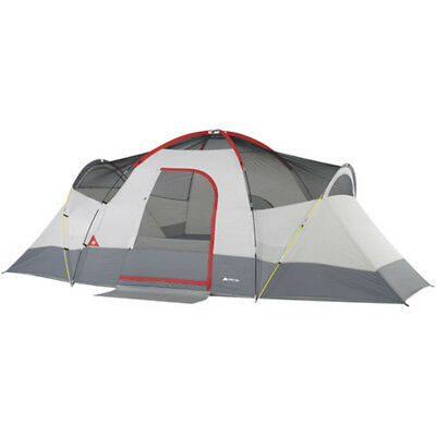 Ozark Trail Tent Weatherbuster 9-Person Dome Outdoor C&ing Hiking Outdoor  sc 1 st  PicClick & OZARK TRAIL TENT Weatherbuster 9-Person Dome Outdoor Camping Hiking ...
