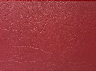 Upholstery Vinyl Auto Red 1370mm wide  - Sold Per Mtr