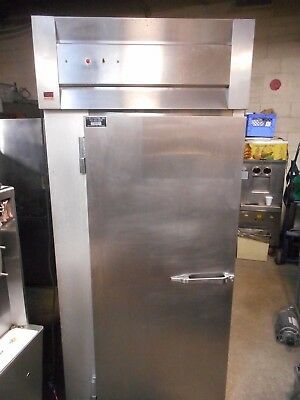 Mccall Roll-In Dough Proofer, Bakery Cabinet, Food Warmer, 115V, A+ Cond.