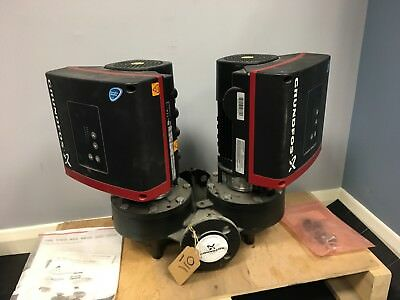 Grundfos TPED heating pump