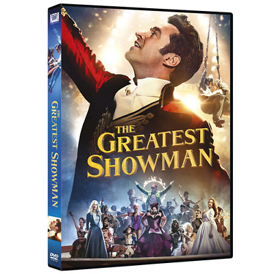Greatest Showman (The)  [Dvd Nuovo]