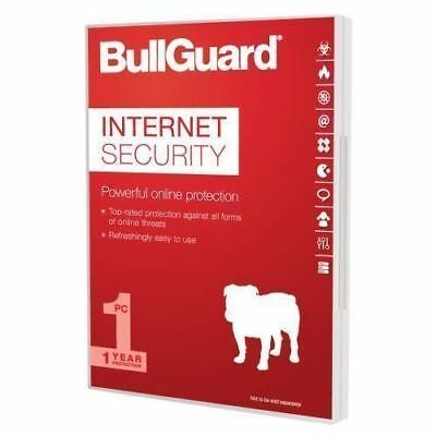 BullGuard Internet Security 2018 (1Year/1PC)   **INSTANT Delivery**