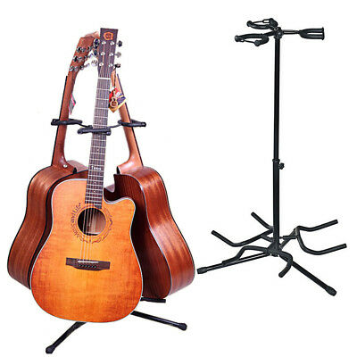 Multiple 3 Guitar Stand Tripod Adjustable for Acoustic Classic Electric Guitar