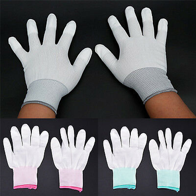 Anti Static Antiskid Glove ESD Electronic Labor Worker Computer Phone Repair NJ