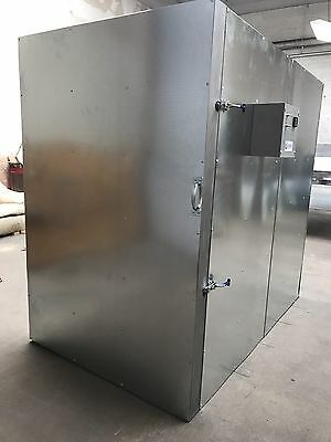 New Powder Coating Oven! Batch Oven! 4x6x6