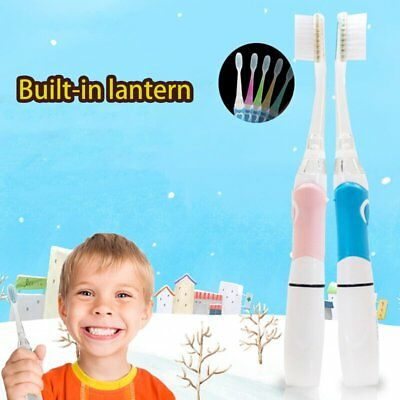 Seago SG-677 Children Electric Intelligent Sonic Toothbrush With LED Light JW