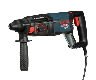 Bosch 1 in. SDS-Plus Rotary Hammer Corded Drill Bulldog Xtreme w/ Variable Speed