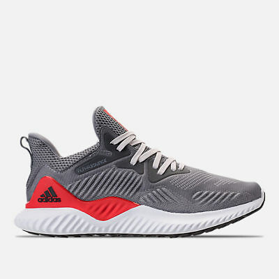 ed99a0a3010f0 Mens Adidas Alphabounce Beyond Grey Running Shoes Men s Select Your Size