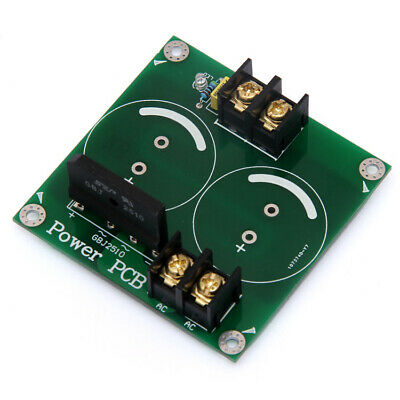 10A High Power Amplifier Single Bridge Rectifier Filter Power Board AC to DC