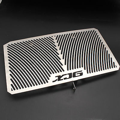For YAMAHA XJ6 2009-2016 CNC Radiator Grill Grille Guard Cover Cooler Protection