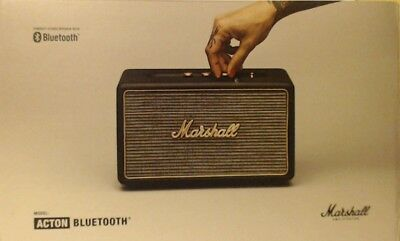 #200 Marshall (Action)  Bluetooth Speaker (04091802)
