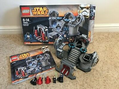 Lego Star Wars Death Star Instructions Images - writing instructions ...