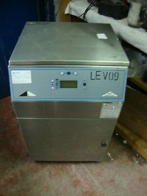 Purex Superflow Hi-Tech IQ2000 Fume Extraction Unit 230V Stainless Ste JALY1 DS9