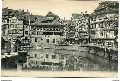 CPA - Carte postale - France -- Strasbourg - Les Tanneries (CPV785)