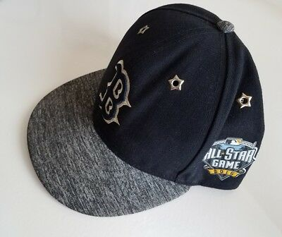 ... Snapback Hat 2017 Home Run Derby All Star Game MLB.