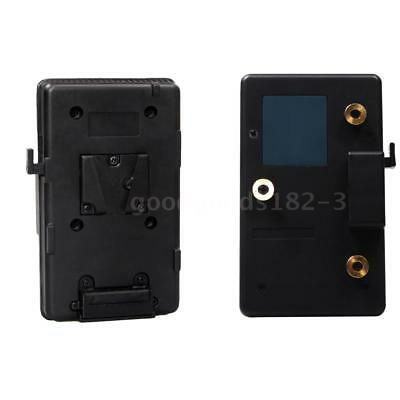 Camera Battery Plate for V-Mount to Anton Bauer Gold SONY to Panasonic A-GP-S AU
