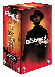 Clint Eastwood Collection [DVD]  new and sealed