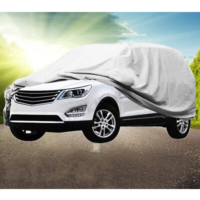Full Car SUV Cover Waterproof Sun UV Snow Dust Rain Resistant Protection XL 5.2M