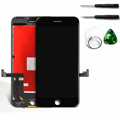Black LCD Replacement Screen 3D Touch Digitizer Asembly for iPhone 7 Plus TOOLS